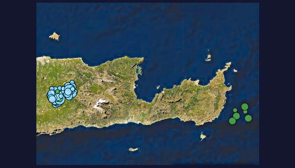 Σεισμοί: Στο «χορό» των Ρίχτερ η Κρήτη – Ανησυχία για τα επιβαρυμένα κτίρια (βίντεο)