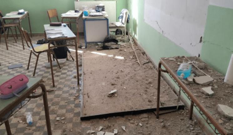 ΚΚΕ: Μέτρα στήριξης των σεισμόπληκτων μαθητών και φοιτητών της Κρήτης