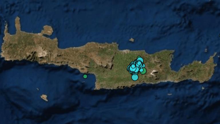 Συνεχίζονται οι σεισμοί και η αναστάτωση