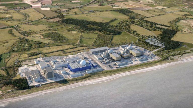 Βρετανία: Έρχεται ο νέος πυρηνικός σταθμός για ηλεκτροπαραγωγή