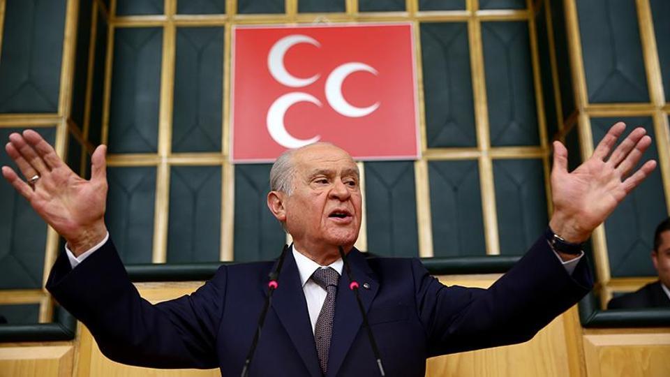 Μπαχτσελί – Η Ελλάδα είναι εισβολέας – Σκάβουν το λάκκο της Τουρκίας εντός ΝΑΤΟ