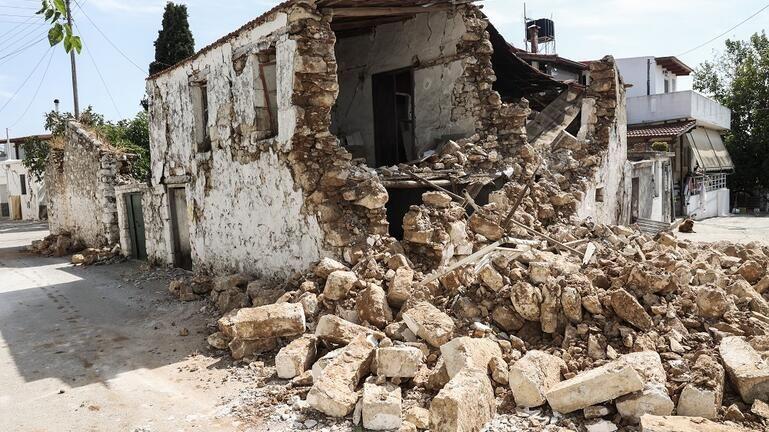 Άνοιξε η πλατφόρμα arogi.gov.gr για την ενίσχυση των σεισμόπληκτων!