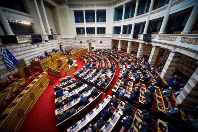 Φώφη Γεννηματά: Διακόπτονται οι εργασίες της Βουλής για μια εβδομάδα